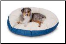 Super Soft Round Ultra Sherpa Dog Bed
