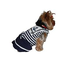 Dog Sailor Dress