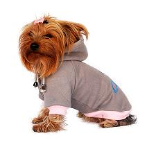 Dog pullover sweat shirt