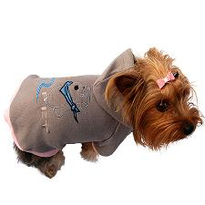 Dog knitted sweat shirt