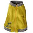 Dog Sweat Shirt yellow