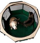 Cat and dog pet playpen