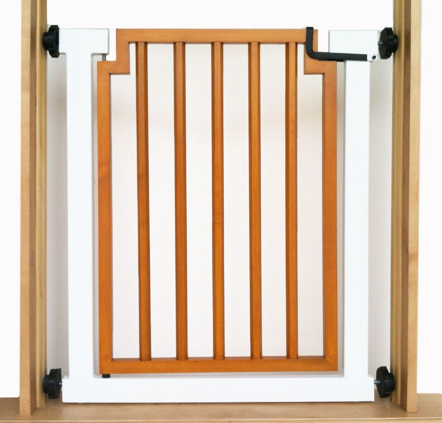 Large expandable dog gate