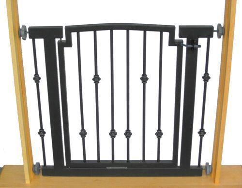 Emperor Rings Expandable Hallway Dog Gate