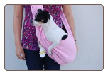 Designer Dog Shoulder Sling Bag