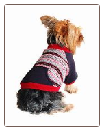 Dog Terry-Knitted Sweat Shirt