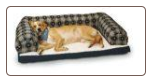 Baxter Couch/Designer Foam Dog Bed