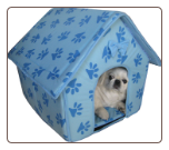 Designer European Style Dog/Cat House