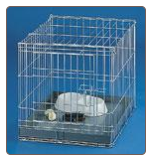 Small Dog/Puppy Training Crate