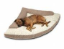Dog Corner Bed w/ Bolster