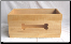 Wooden Bone-Cut Dog Toy Box