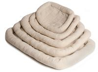 Great Paw Snuzzle Bolster pet dog beds