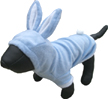 Designer Blue Bunny dog costume for your pet
