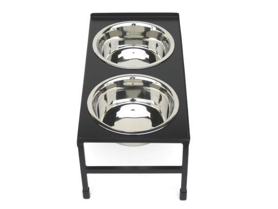 Side view tray top double diner