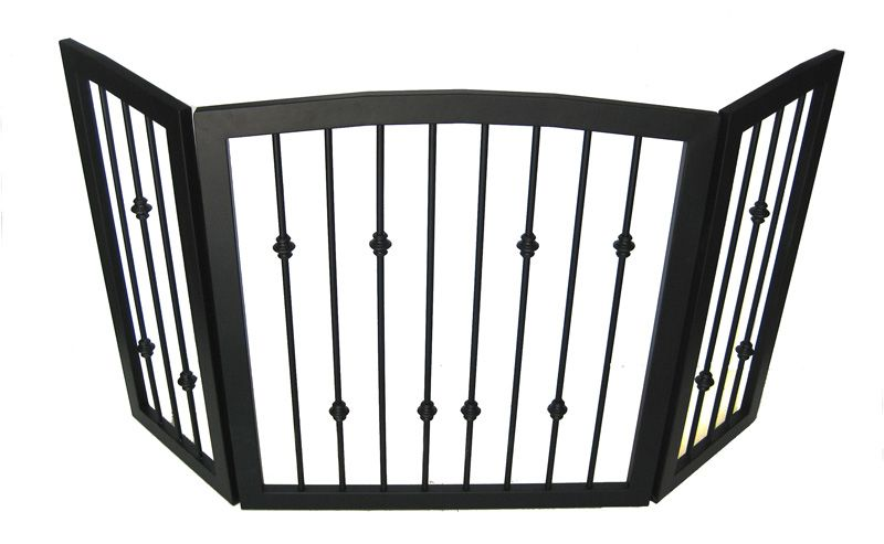... Extra Wide Freestanding Dog Gate