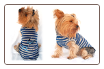 Designer Pull-over Dog T-Shirt