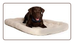 Designer Great Paw Snuzzle Bolster Dog Bed