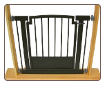 Royal Weave Doorway/Hallway Dog Gate