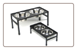 Dog Tray Top Double Diner